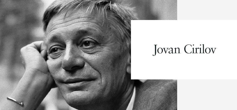 Jovan Cirilov